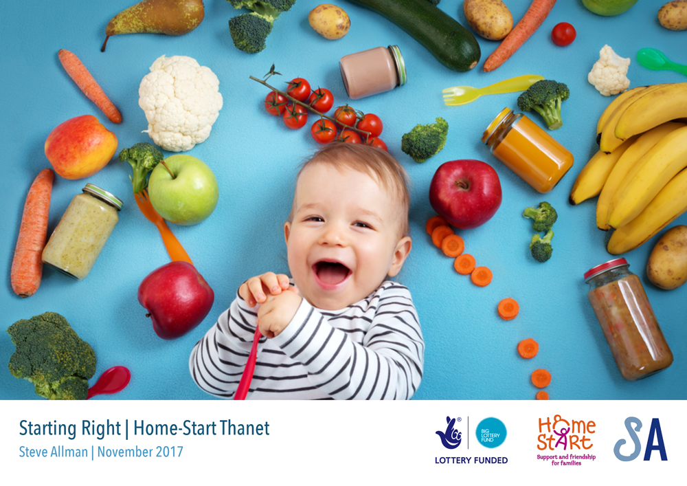 Image of Starting Right PDF by Home Start Thanet